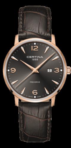 שעון סרטינה דגם C0354103608700 Certina