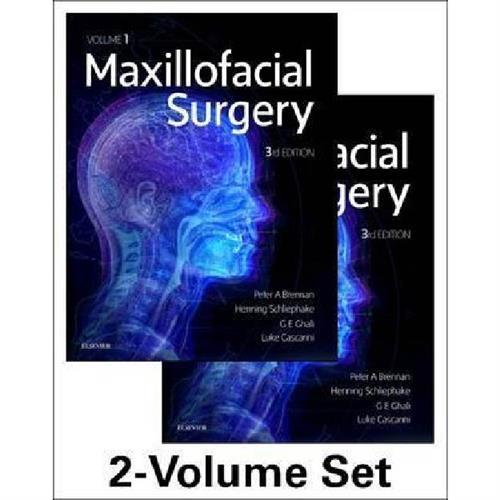 Maxillofacial Surgery : 2-Volume Set