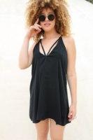 שמלת דני שחורה