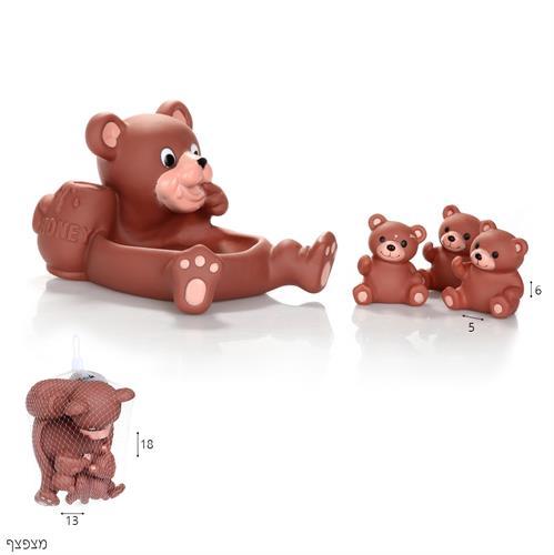 משחקי אמבטיה דובונים