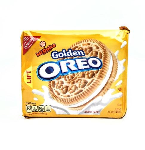 Oreo Golden ,מארז ענק!