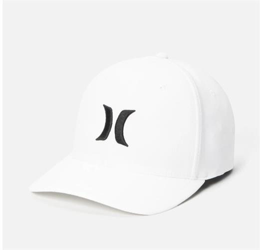 Hurley Dri-Fit One and Only Hat - Black / White