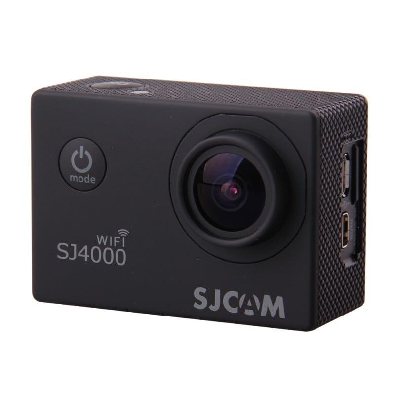 """מצלמת  אקסטרים SJCAM SJ4000 WIFI מסך """"2"""