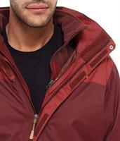 מעיל נורת פייס גברים מדגם  The North Face Men's Evolve ii Triclimate Red