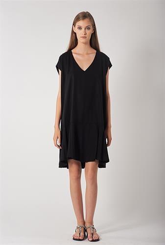 שמלת סיה שחורה
