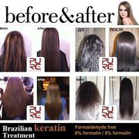 """החלקה ושיקום שיער - בשיטת """"עשי זאת בעצמך"""""""