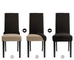 כיסויי מעוצב לכיסאות