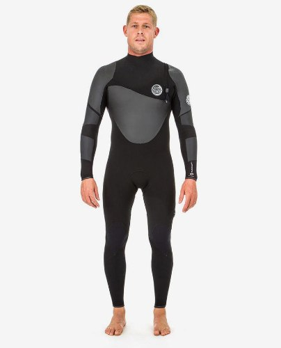 RIP CURL Flashbomb Heat Seeker 3/2 Zip Free Wetsuit