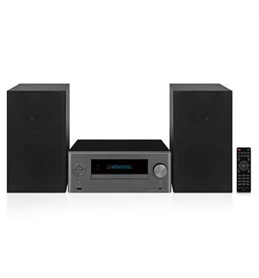 מערכת סטריאו Hi-Fi דינאמית 2X60W דגם GX-5