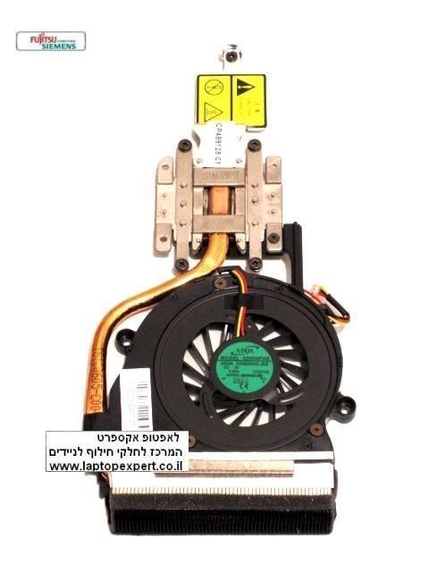 מאוורר למחשב נייד פוגיטסו Fujitsu AH530 AD5605HX-JD3 Cooling Fan