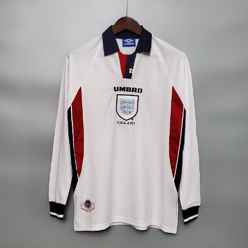 חולצת עבר ארוכה אנגליה בית 1998