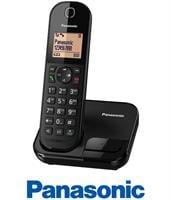 Panasonic טלפון אלחוטי דגם : KX-TGC410MBB