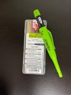 עפרון מכני + חודים PICA