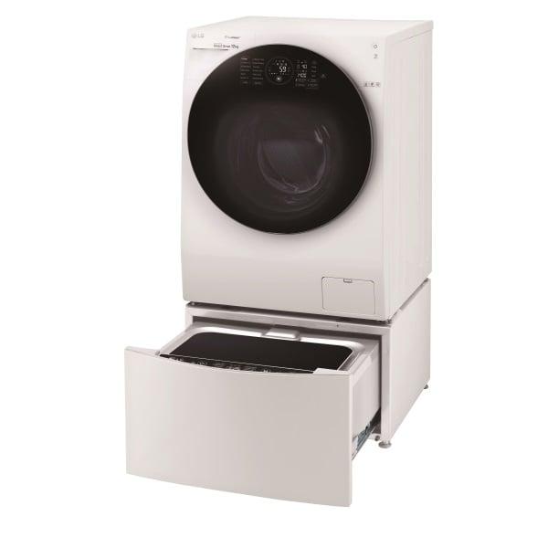 מכונת כביסה LG  Twin Wash דגם F1208CWT