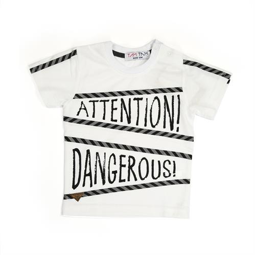 חולצת טריקו  ATTENTION DANGEROUS