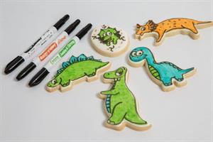 עוגיטוש דינוזאורים
