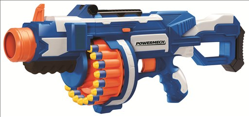 רובה פאוור מק חשמלי