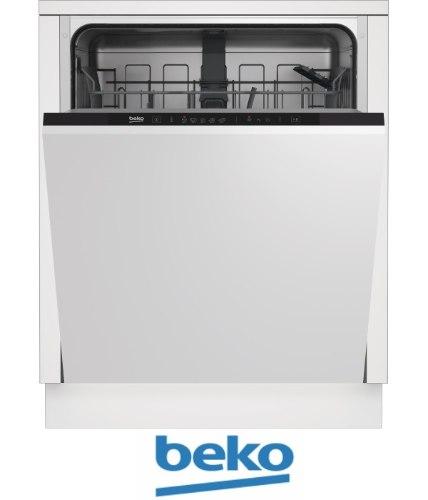 beko מדיח כלים רחב אינטגראלי דגם DIN36421