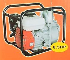 """משאבת מים בנזין 3"""" 6.5HP  4900W מבית MOLLER GERMANY"""