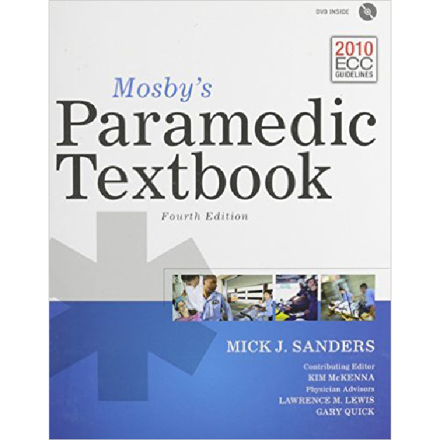 Mosby´s Paramedic Textbook
