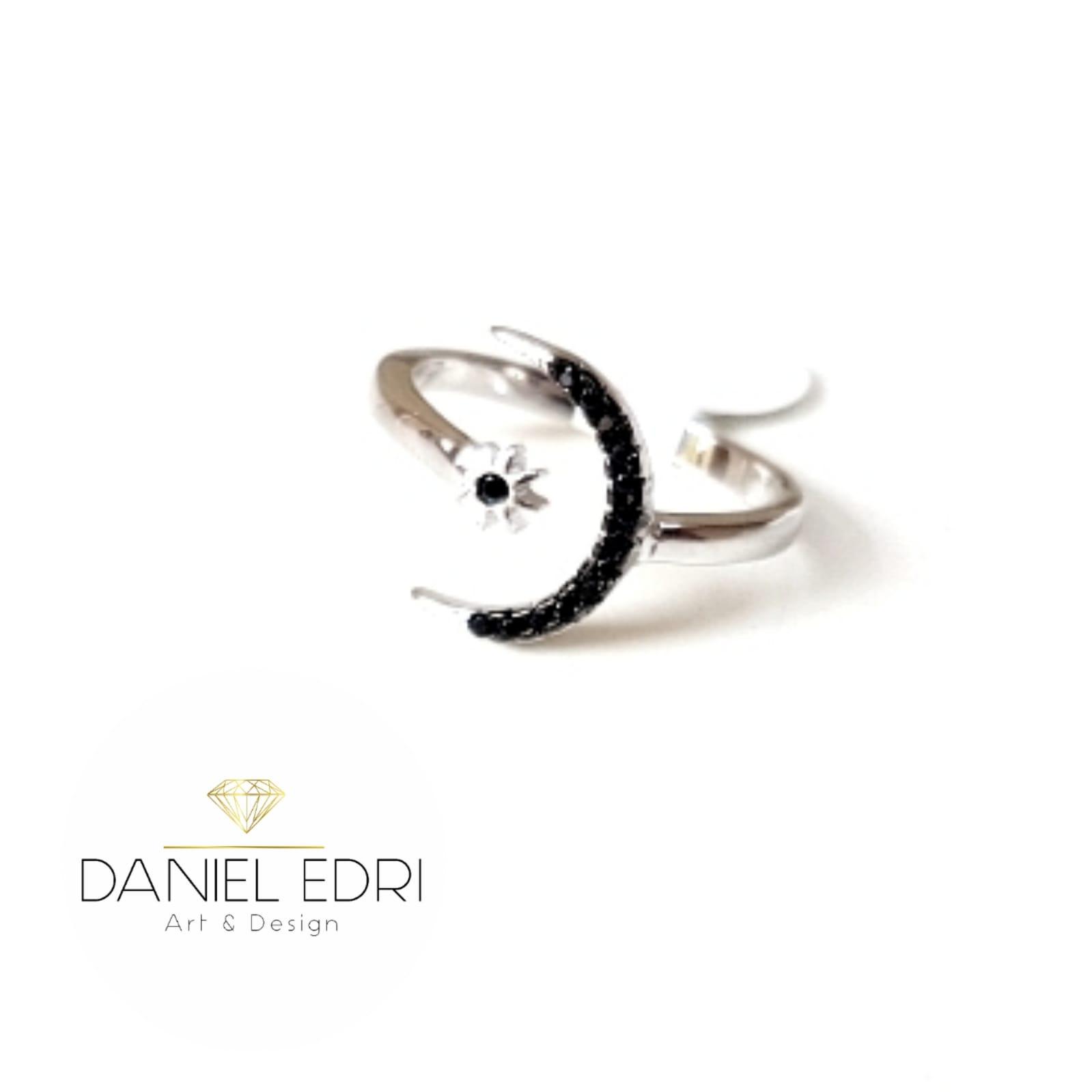 טבעת ירח וכוכב