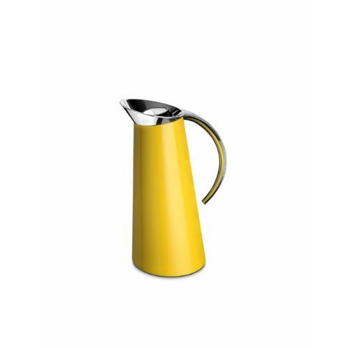 קנקן תרמי מעוצב בוגאטי Glamour צהוב