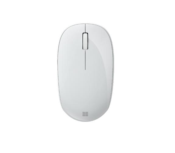 עכבר בלוטוס אפור מיקרוסופט  Microsoft Mouse Bluetooth Grey RJN-00067