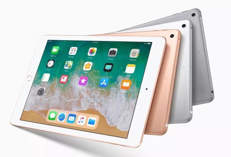 טאבלט Apple iPad 9.7 (2018) 32GB WiFi + Cellular אפל