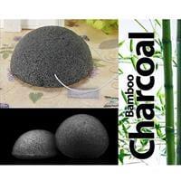 ספוג טבעי מפחם פעיל נספג לגוף