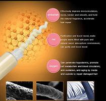 זוג מזרקי קרטין קוריאנים משקמים ומחליקים - KR98