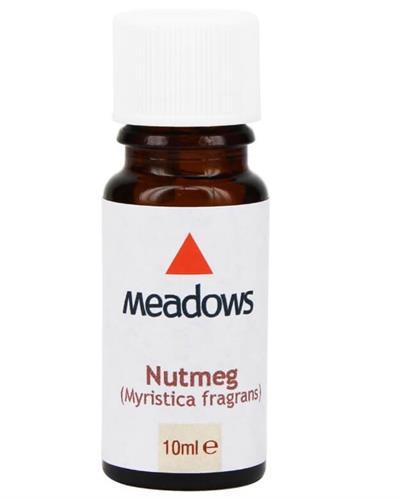 """שמן ארומתרפי אגוז מוסקט 10 מ""""ל - Nutmeg Essential oil 10cc"""
