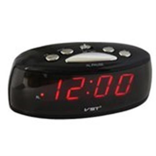 שעון מעורר חשמלי לד VST-773
