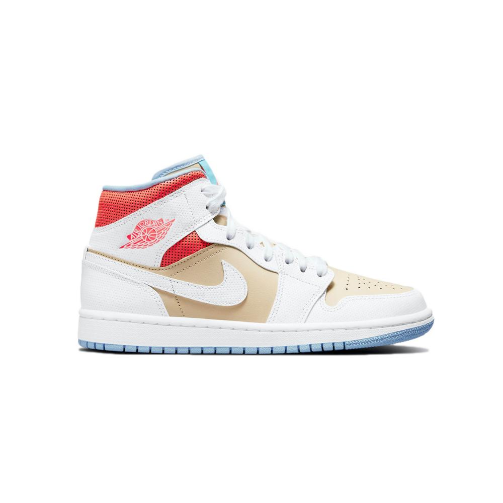 Nike Air Jordan 1 Mid Se Sesame
