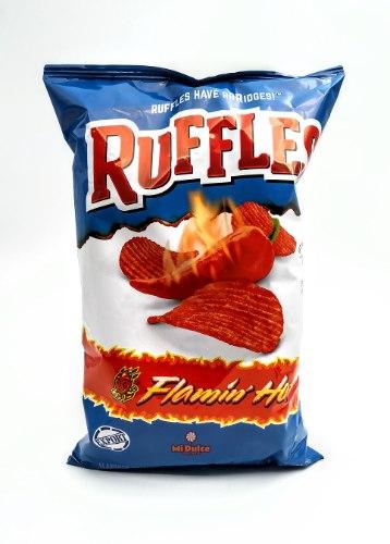 Ruffles  Flamin Hot מארז ענק!