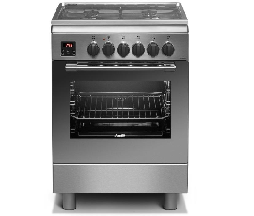 """תנור משולב 60 ס""""מ Sauter TSF6609"""