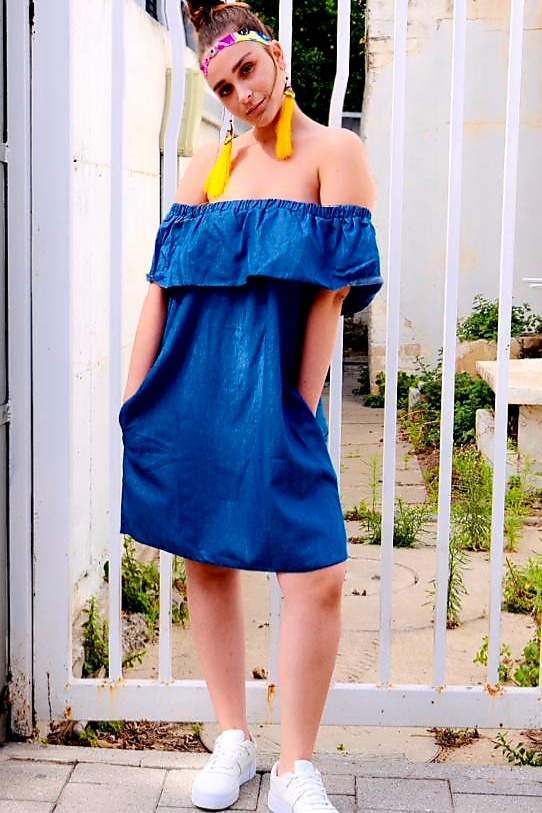 שמלת גינס ספרדיה