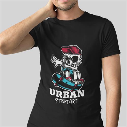חולצת טי - Urban Streetart