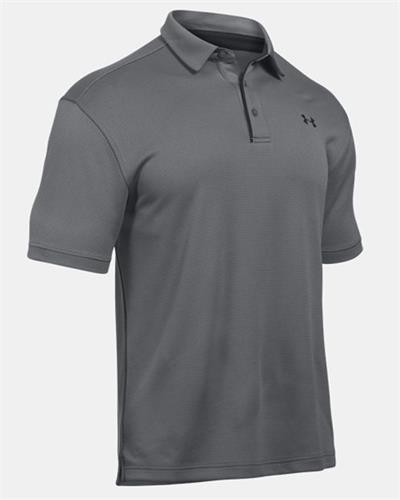 חולצת פולו אנדר ארמור לגבר 040 1290140 Under Armour Tech Men's Golf Polo Shirt