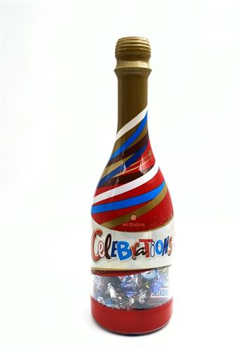 סלבריישן בצורת שמפנייה!