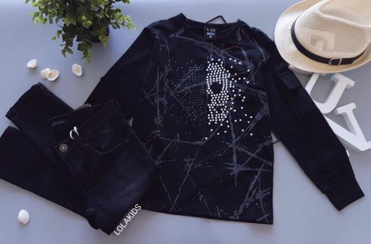 חולצת מעבר דגם 8005/2
