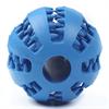 כחול - כדור משחק לניקוי שיניים