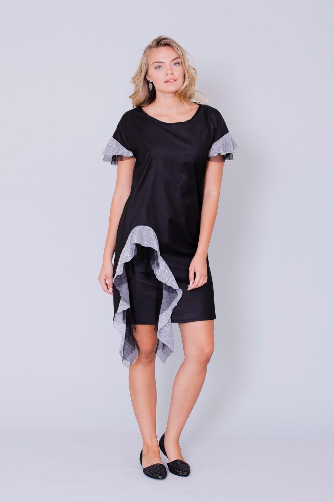 שמלת שמיים שחורה