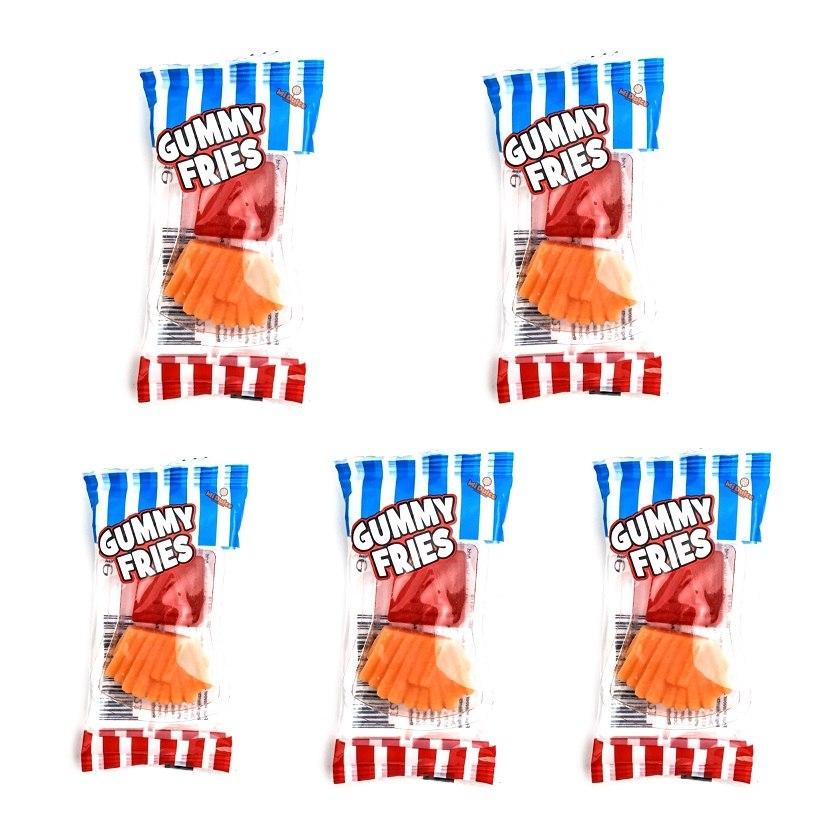 חמישיית Gummy Fries