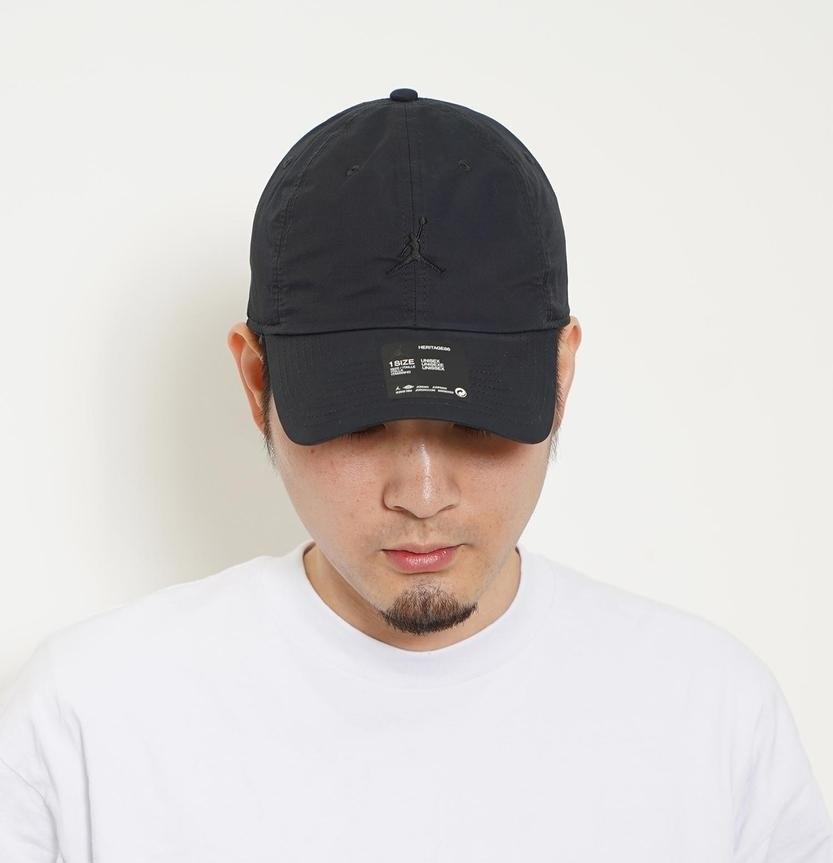 JUMPMAN CAP BLACK