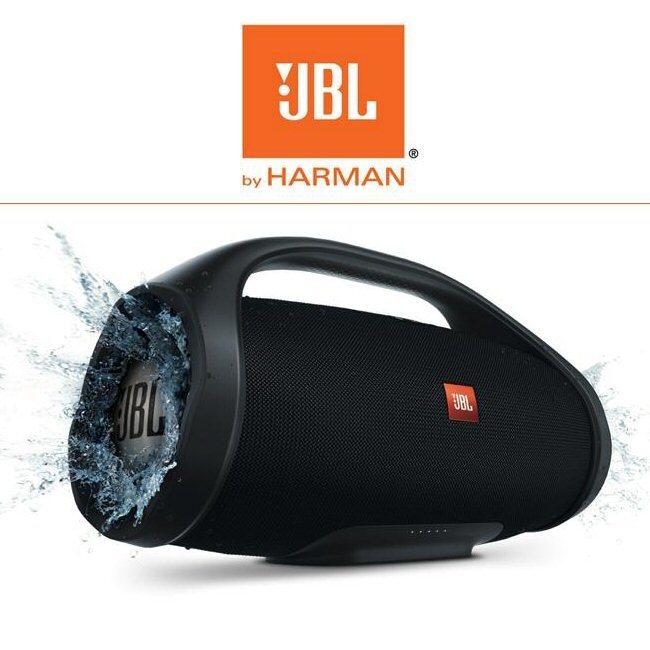 רמקול אלחוטי JBL BOOMBOX