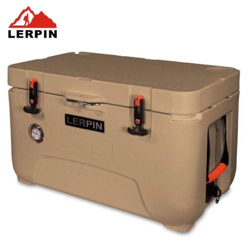 צידנית LERPIN 50L - חאקי