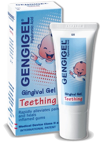 ג'נג'יגל בייבי Teething   פותח במיוחד לילדים ותינוקות 20 מל