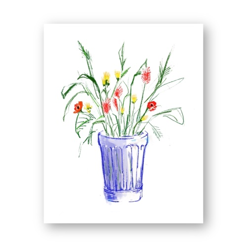 פרחים #1
