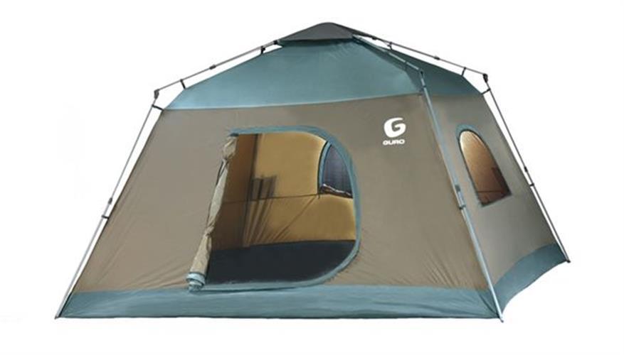 אוהל 8 פתיחה מהירה GURO