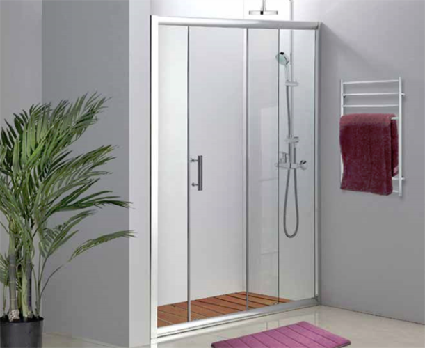 מקלחון חזית לסגירת גומחה